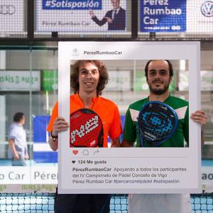 Campeonato De Pádel Concello De Vigo